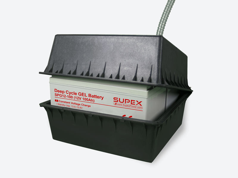 Underground-Battery-Box